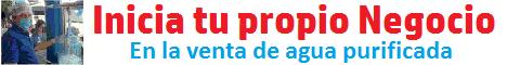 purificadoras de agua negocio rentable