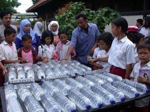 desinfeccion solar del agua SODIS